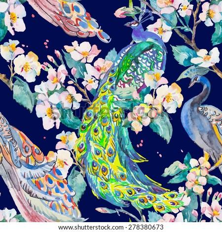 spring patternbeautiful