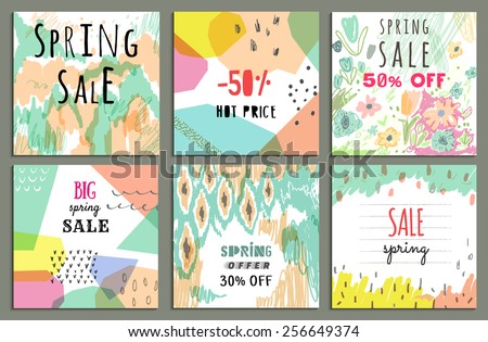 spring sale design collection