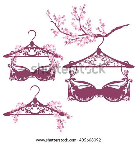 spring season lingerie design