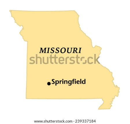 Vector Images Illustrations And Cliparts Springfield Missouri