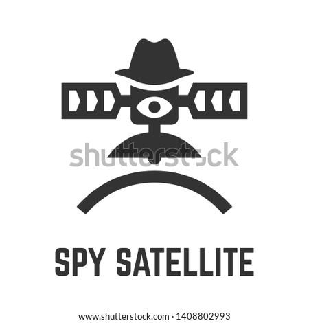spy or reconnaissance satellite
