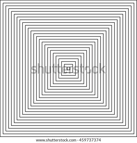 stock-vector-square-concentric