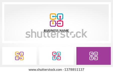 Square Connect Integrate Logo