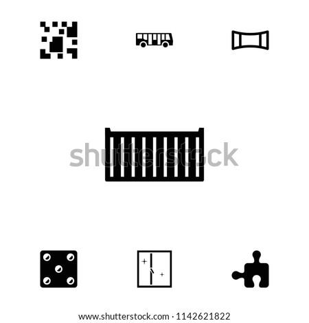 square icon collection of 7