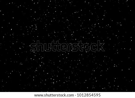 square pixel star dust abstract