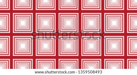 Squares. Background from squares. Seamless texture. Quadrilaterals. Modern pattern. Square elements. Retro style. Vector graphics