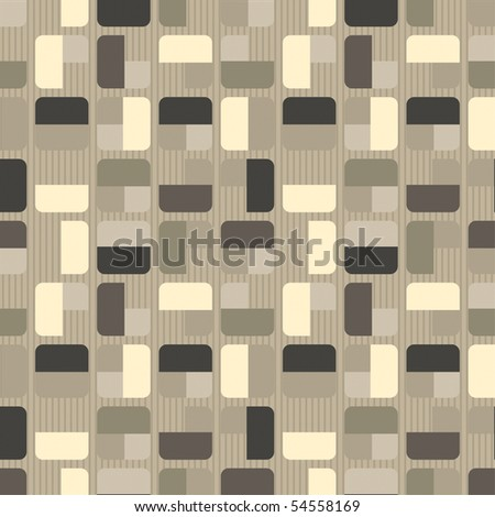 squares pattern in abstract style