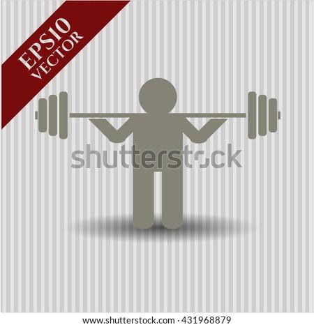 Squat icon