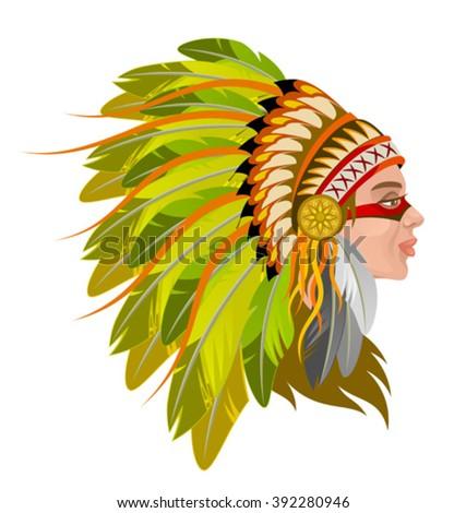 squaw head