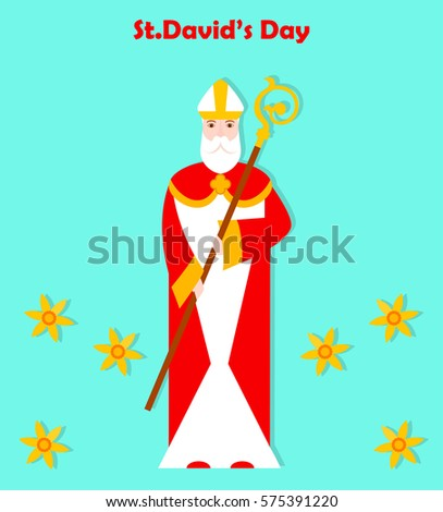 st david's day patron of