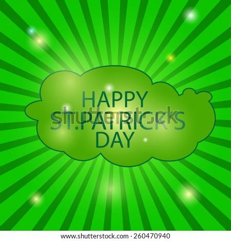 stpatrick day green texture