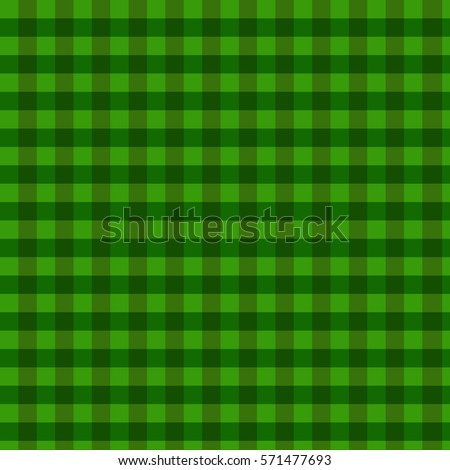St. Patrick's day background. Collection of design elements isolated on green background. vector
