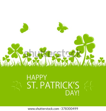 st patrick's day green