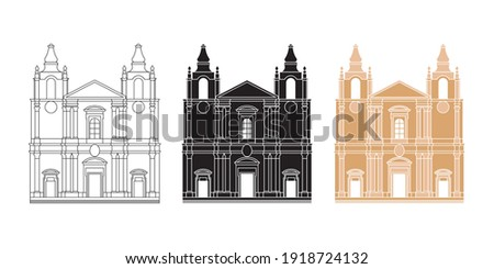 st paul's cathedral in ancient