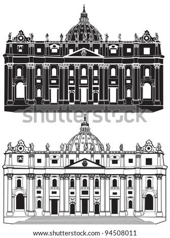 st peter's basilica  vatican