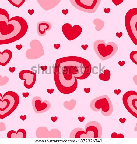st valentine s day seamless