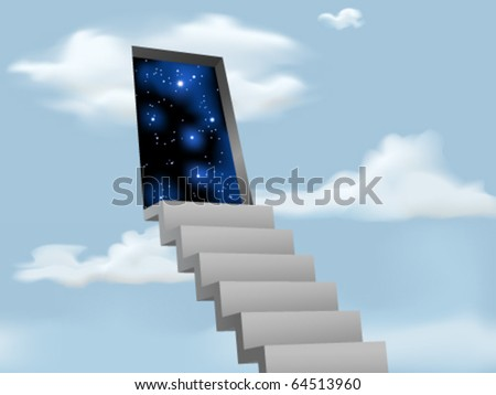 stairway to the stars