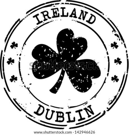 stamp dublin  ireland