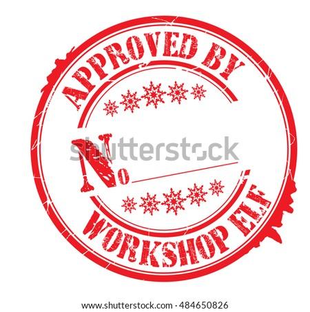 Elf Workshop Vector