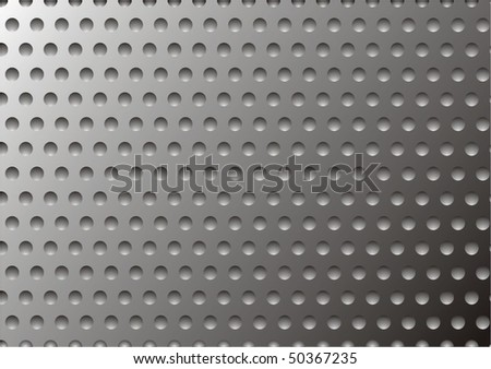 stamping seamless metal texture. Free Seamless Vector Perforated Metal Pattern   Download Free