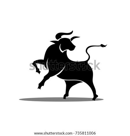 Stand bull