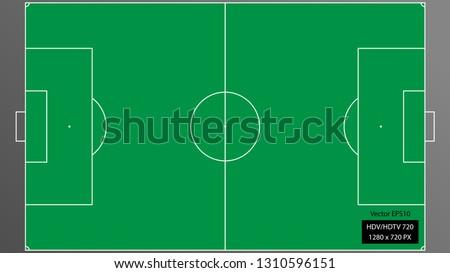 standard football field