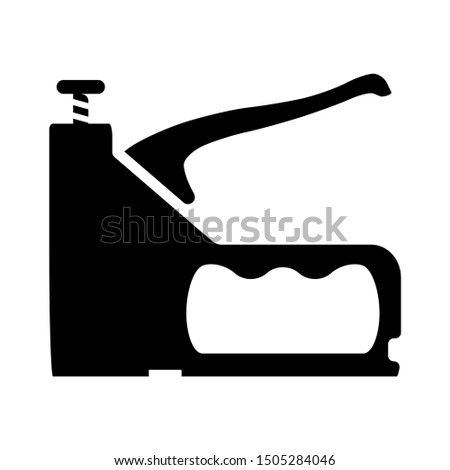 staple gun icon - From Working tools, Construction and Manufacturing icons, equipment icons