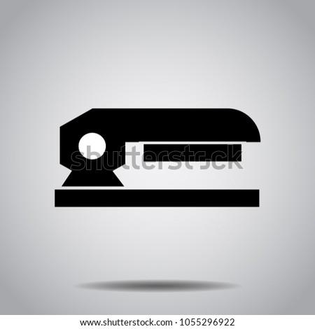 stapler sign icon