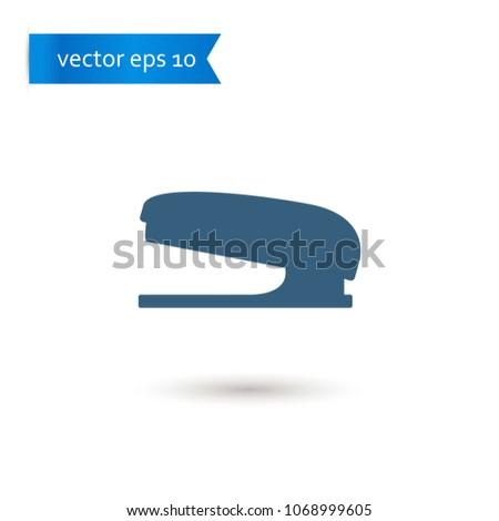 stapler. stapler icon. sign design. Vector EPS 10.