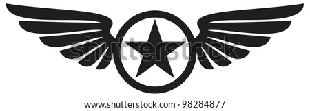 star and wings