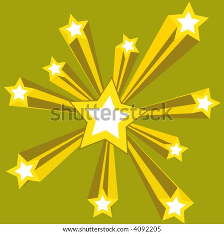 Shooting Stars Clipart. stars clipart. shooting