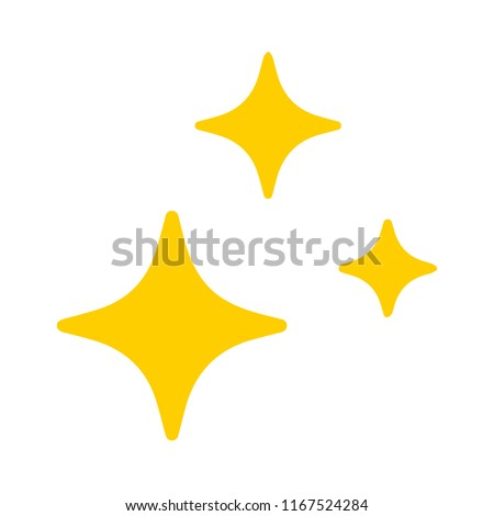 Star Blink icon Vector