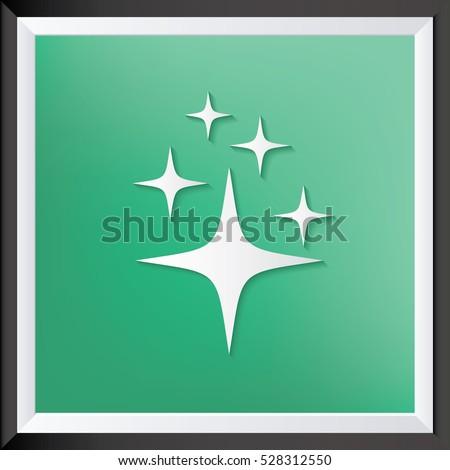 Star design,clean vector