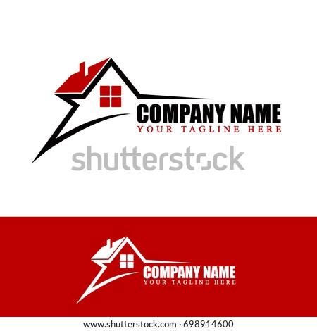 star for real estate logo