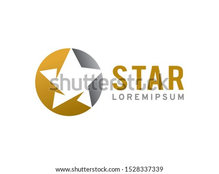 star logo symbol or icon