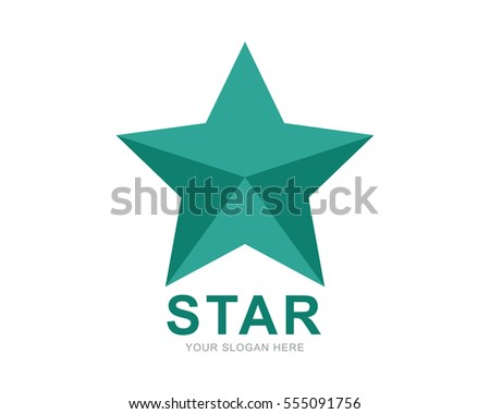 star logo type for business