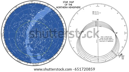 star map. the search mobile map ...