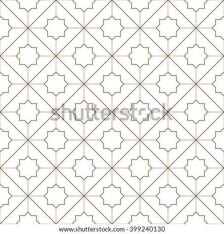 star motifs geometric