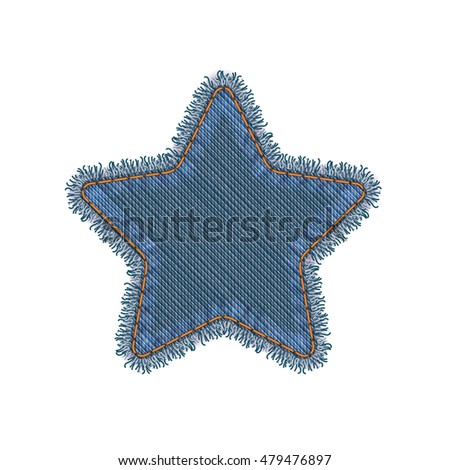 star shape vector photo