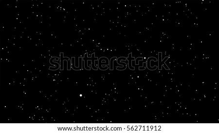 star universe background illustration