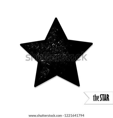 star - Vector icon star Icon Vector / star icon / star- Vector icon