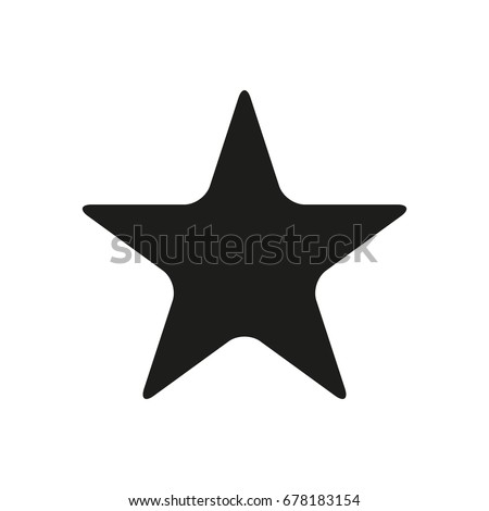 star - Vector icon star Icon Vector / star icon / star- Vector icon