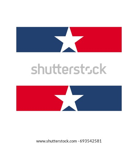 star vector logo. united states star vector logo. #693542581