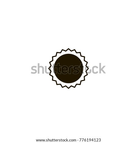77 Starburst Sign Template Shape Stock Images Royalty