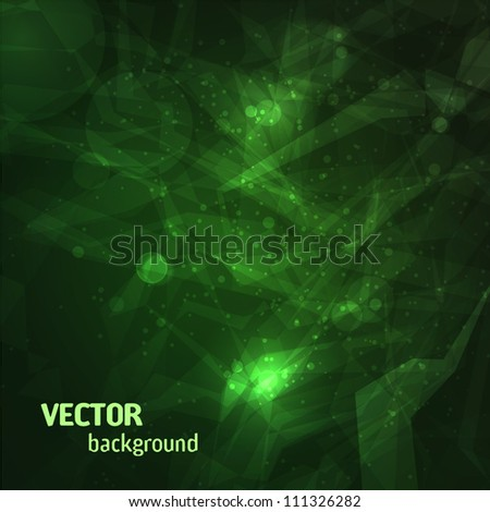 Stardust background. Vector Illustration