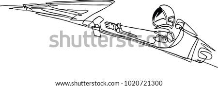 starman astronaut on cabriolet