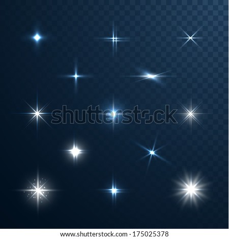 stars and sparkles   collection