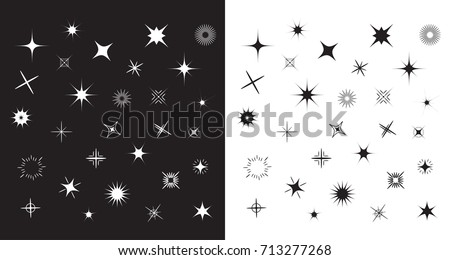 Vector Star Shapes | Star Clipart & Images | Free for Download!