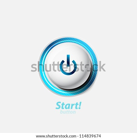 Start | power button