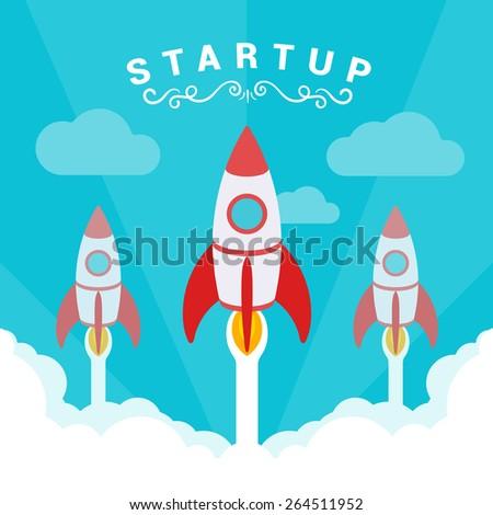 startup illustration the
